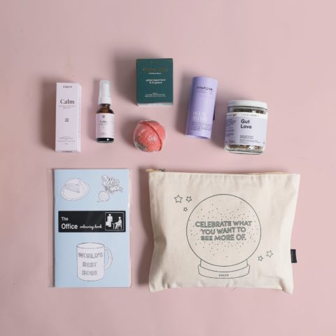 Muttonhead sellf-care set, one of 15 Valentines Day gifts 2021 from Canadian brands