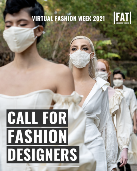 fashion art toronto open call