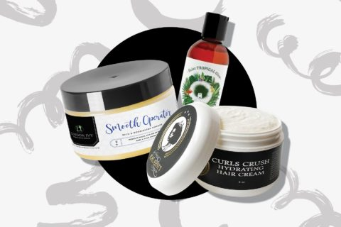Textured Haircare Brands