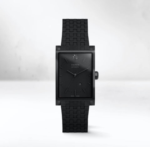vieren matte black watch, one of 15 Valentines Day gifts 2021 from Canadian brands