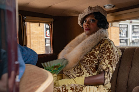 2021 oscar nominations: Viola Davis in a still from the film Ma Rainey's Black Bottom