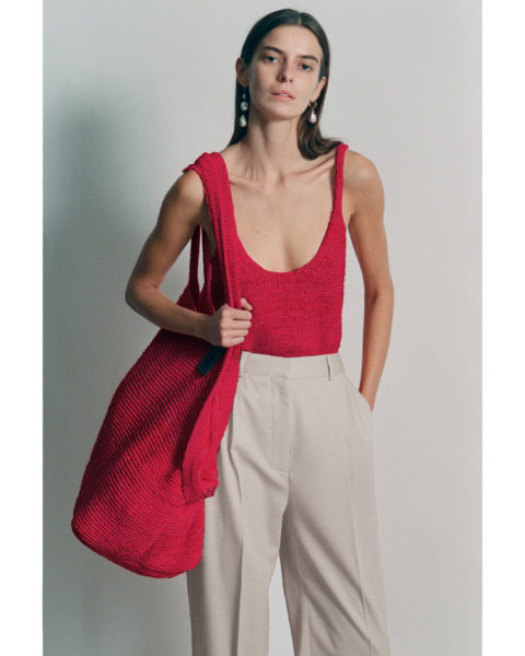 altuzarra re-crafted red