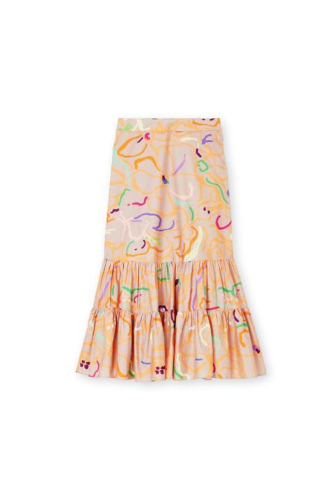 Tanya Taylor Katli skirt
