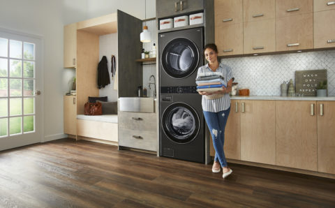 Making an attempt To Lengthen the Lifetime of That WFH Wardrobe? This New Laundry Unit Has You Lined