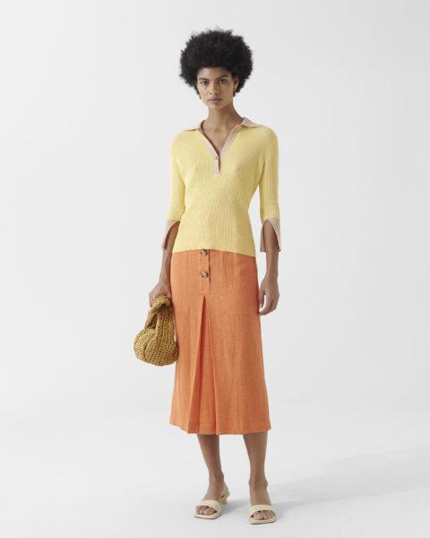 London-based Designer Rejina Pyo on Sustainability and Unisex Model