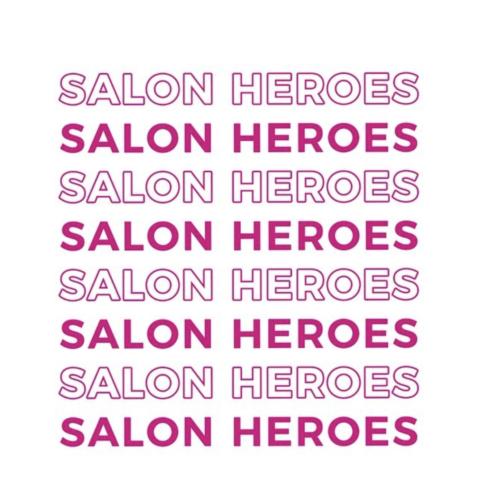 Salon Heroes program