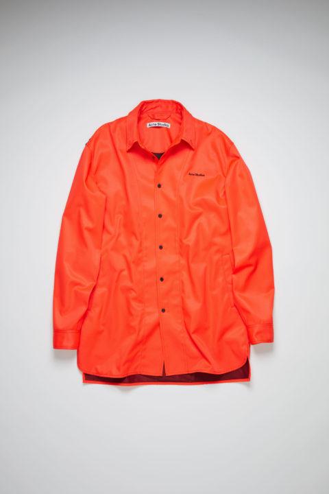 Red Acne Studios jacket