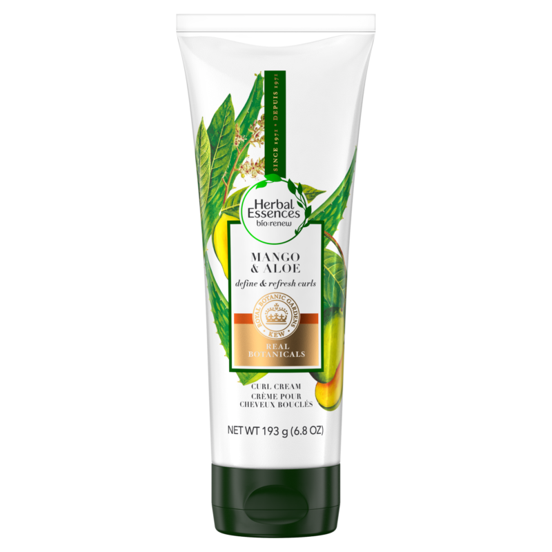 Herbal Essences curl cream