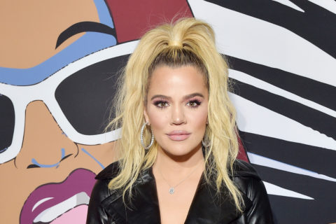 khloe kardashian unauthorized photo