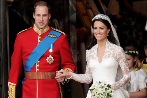 will and kate wedding anniversary