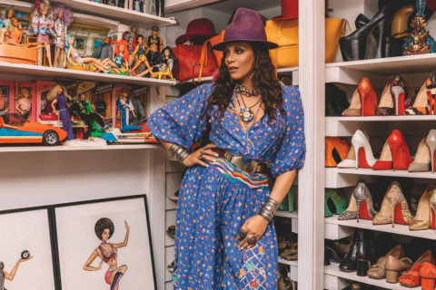 lina bradford collections