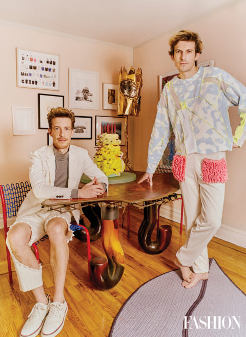 Why We Love the Wild Model of Nick Haramis & Misha Kahn