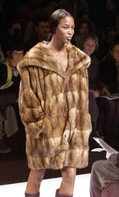 Michael Kors fortieth Anniversary Present Reunites '90s Supermodels