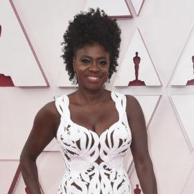 Oscars Beauty Viola Davis