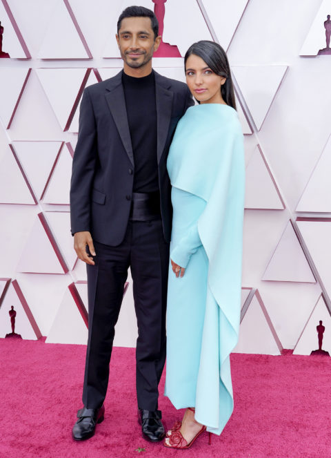Riz Ahmed and Fatima Farheen Mirza