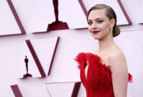 93rd Annual Academy Awards - Amanda Seyfried