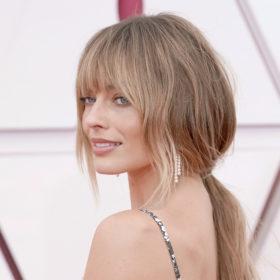 93rd Annual Academy Awards - Margot Robbie