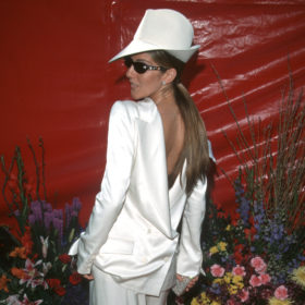 best oscar dresses ever: celine dion