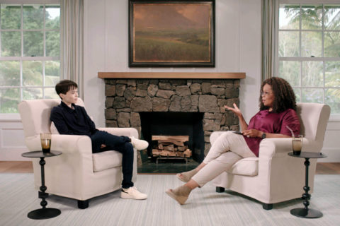 Elliot Page Oprah Conversation