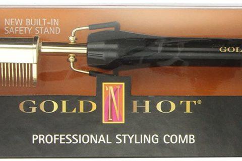 Gold N Hot Profesyonel Şekillendirici Tarak
