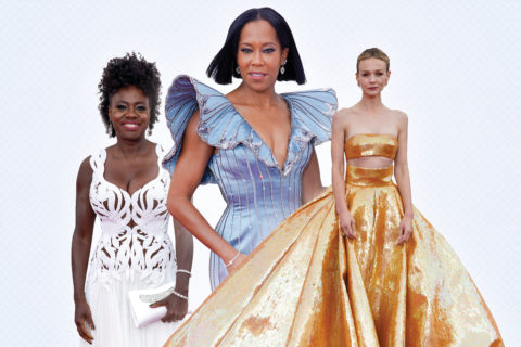 diverse designers on the red carpet