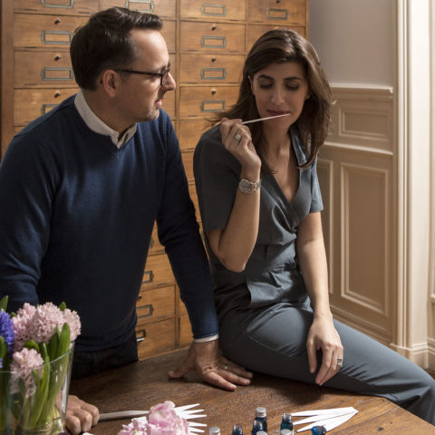 Atelier Cologne founders on how to buy perfume online