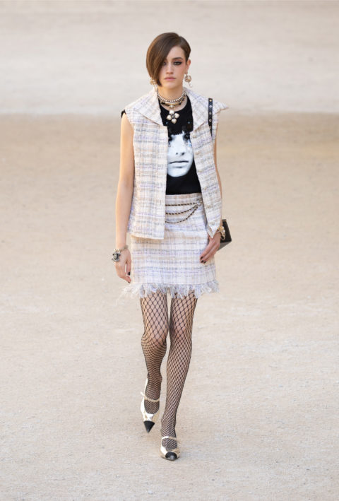 What Chanel Sustainable Tweed Means for Luxurious Trend
