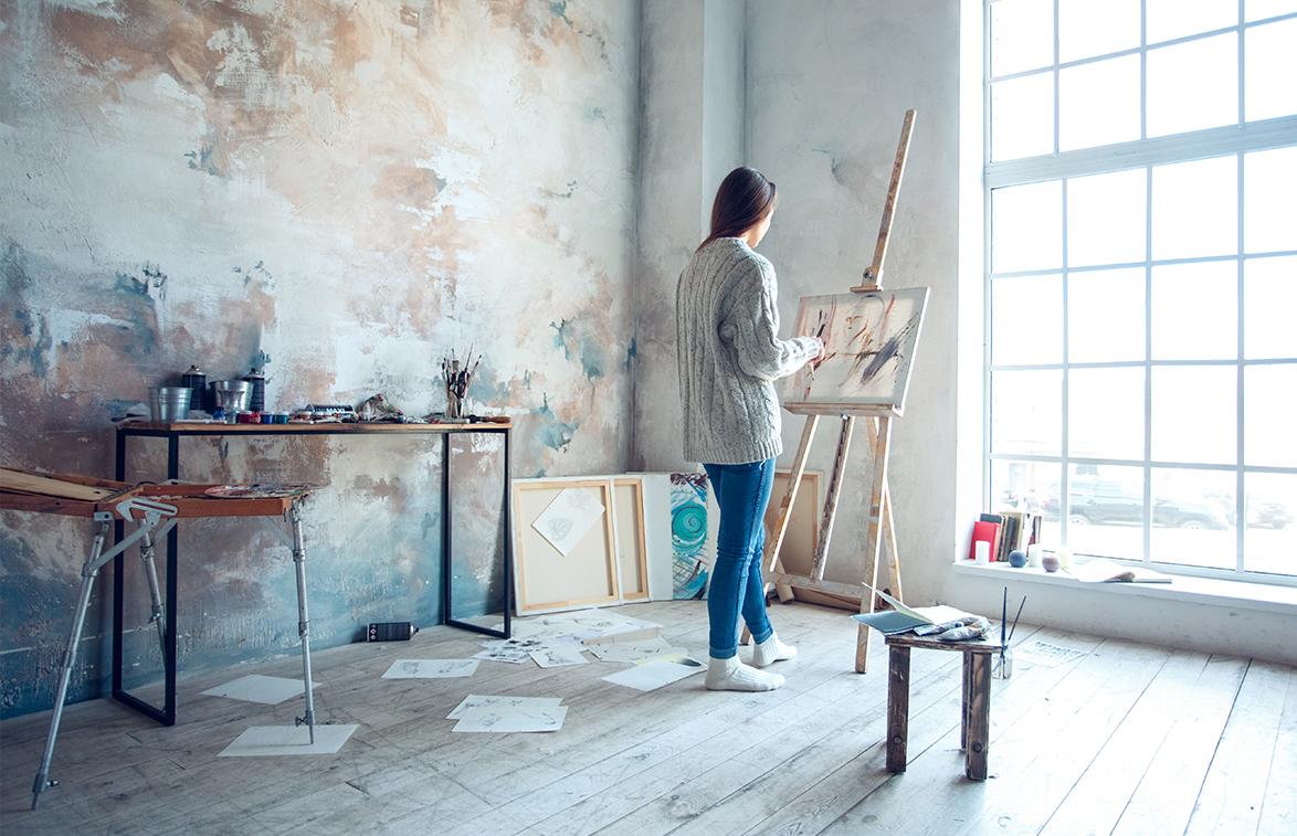 An Artist's Information to Wellness