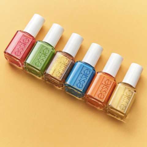 May 2021 beauty launches: Essie summer 2021