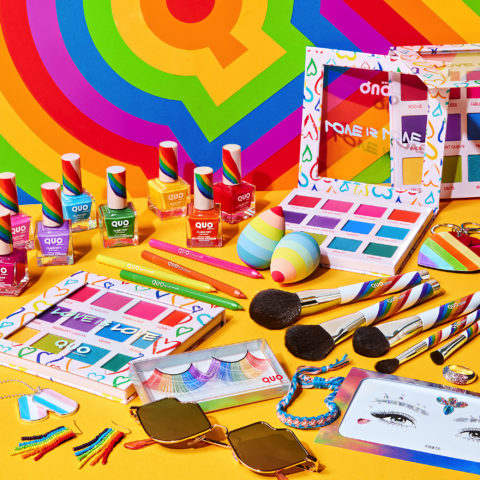 Quo Beauty Pride Collection