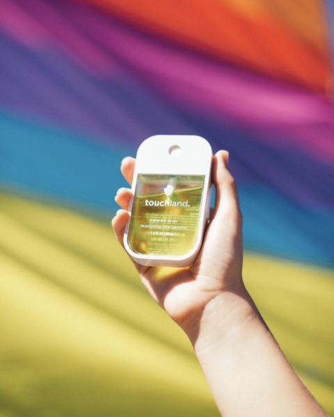 Beauty Brands Pride 2021: Touchland Pride Month