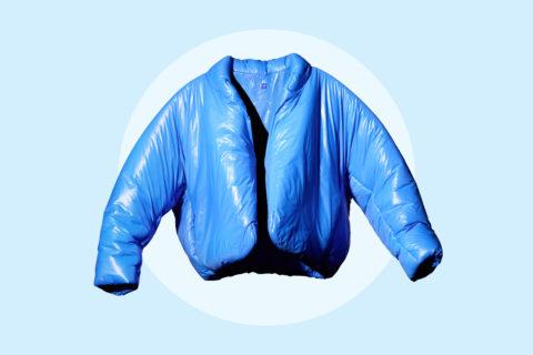 kanye west gap jacket