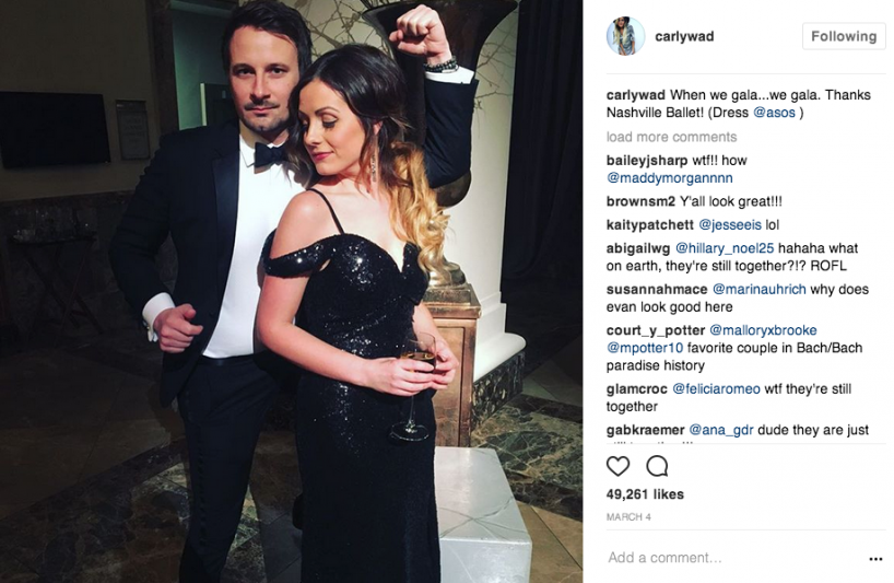 We're breaking down how long all The Bachelor couples have lasted and hilariously quirky Bachelor in Paradise couples Carly and Evan are still going strong and plan to get married this year