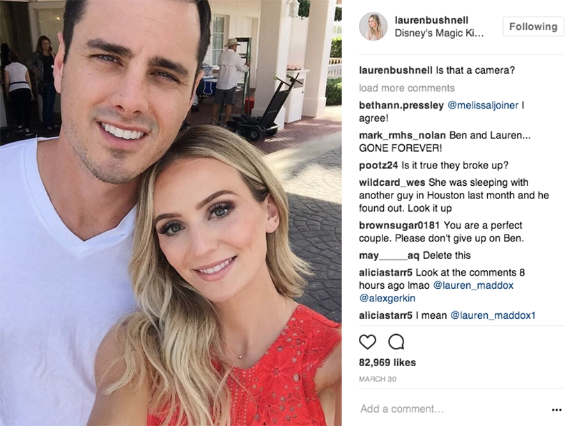 We're breaking down how long all The Bachelor couples have lasted and in a seriously unfortunate turn of events, Ben and Lauren just broke up this week