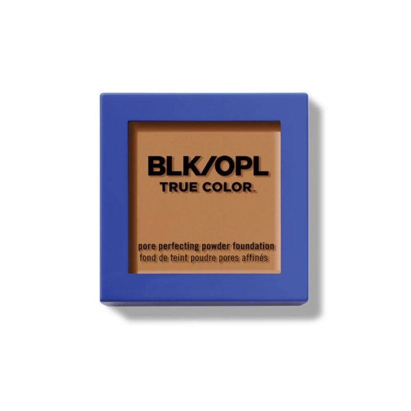 black-owned beauty: BLK/OPL True colour, pore perfecting powder foundation