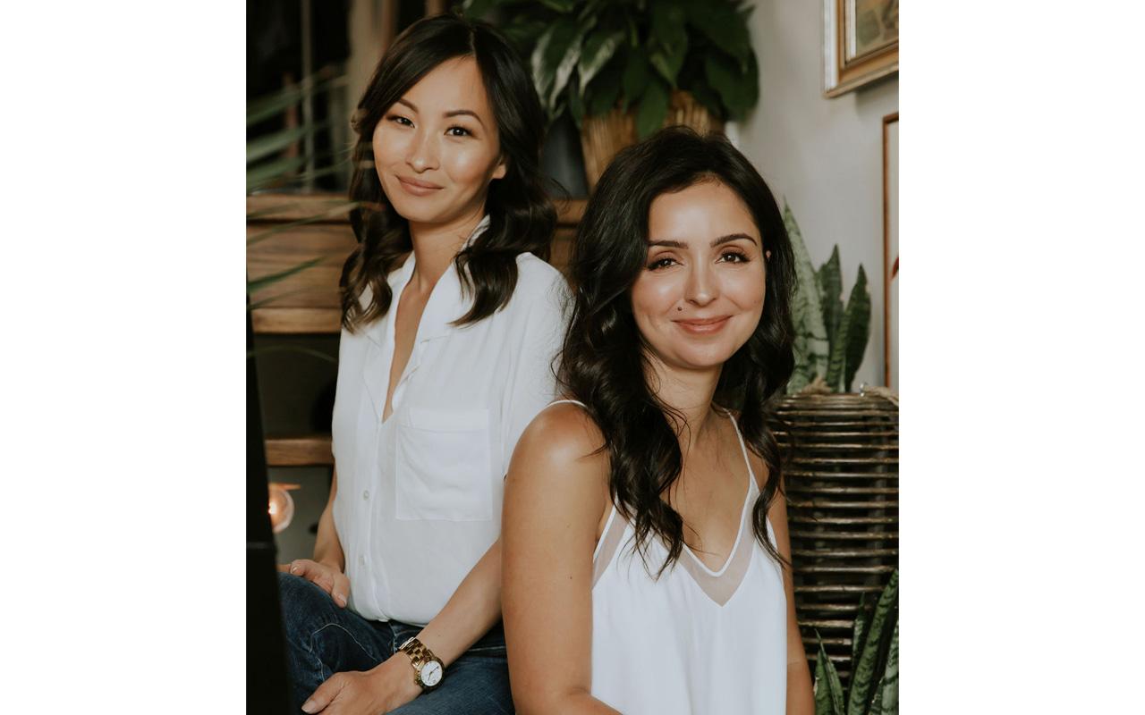 Michelle Lui and Fatemah Hamidi, co-founders of MIFA & Co. (Photo: Courtesy of MIFA & Co.)