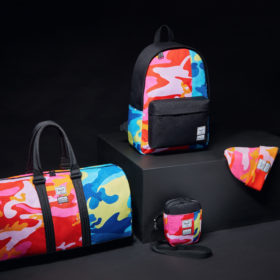 Andy Warhol inspired accessory collaboration