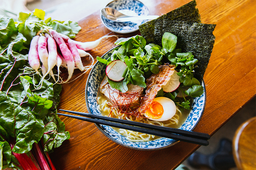 Ramen from Harvest Union (Photo: Alison Page Photography)