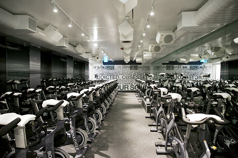 Soulcycle in Toronto (Photo: Phil Crozier)