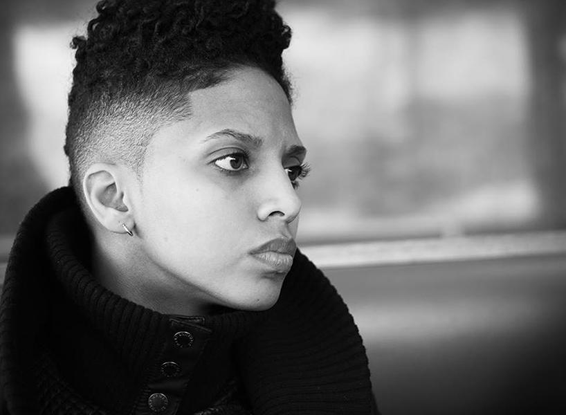 Janaya Khan co-founded of Black Lives Matter – Toronto in October 2014 (Photo: Courtesy of Janaya Khan)