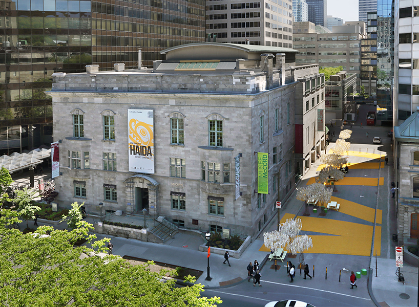 McCord Museum in Montreal (Photo: Courtesy of McCord Museum)