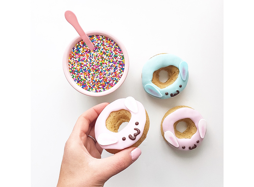 Doughnuts from Pâtisserie Petit Lapin in Montreal (Photo: Courtesy Pâtisserie Petit Lapin)
