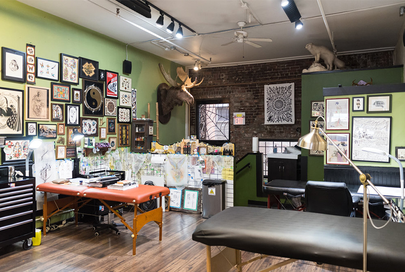Gastown Tattoo Parlour (Photo: Courtesy Gastown Tattoo Parlour)