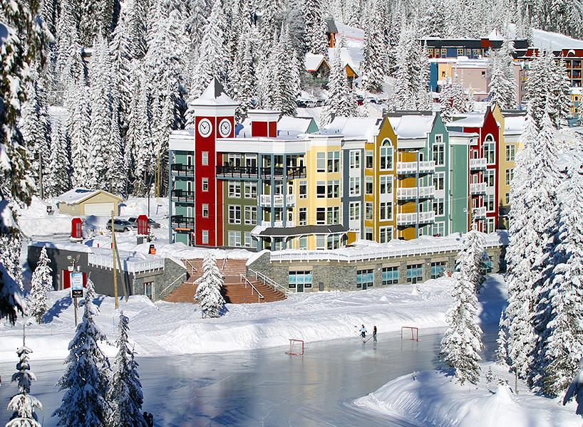 SilverStar Mountain Resort (Photo: Courtesy of SilverStar Mountain Resort)