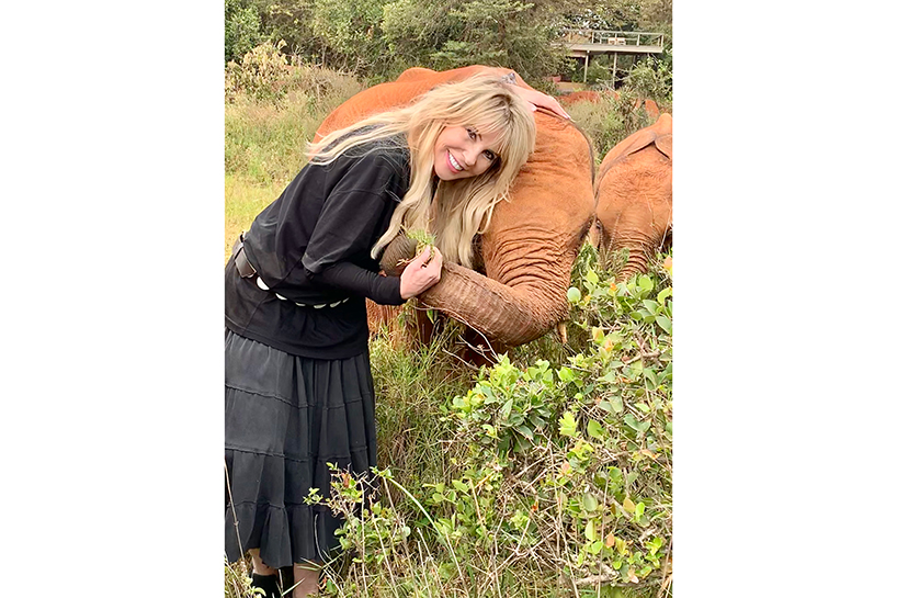 Conservationist Mary Jean Tully (Photo: Courtesy of Tully Luxury Travel)