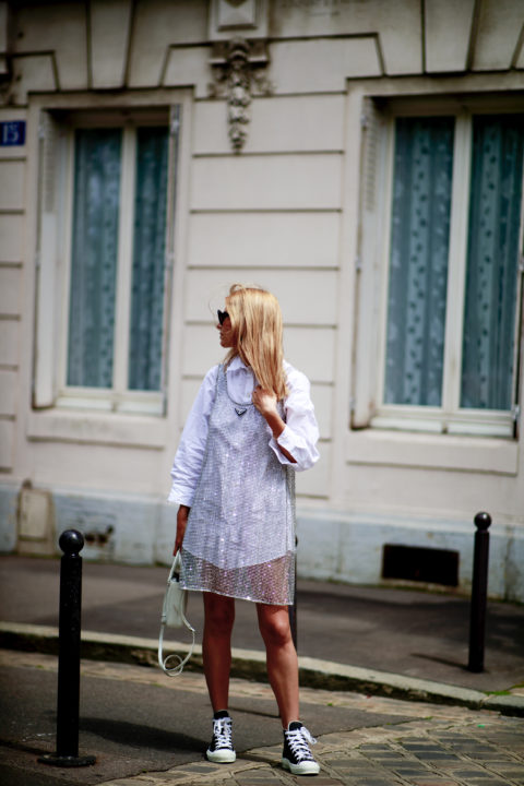 Street Style Is Back — Here Are the Best Looks from the Fall 2021 Couture Shows in Paris