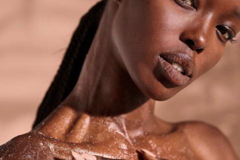 Fenty Beauty body exfoliatior