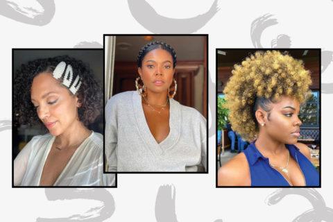 Texture Talk: summer hairstyles textured hair