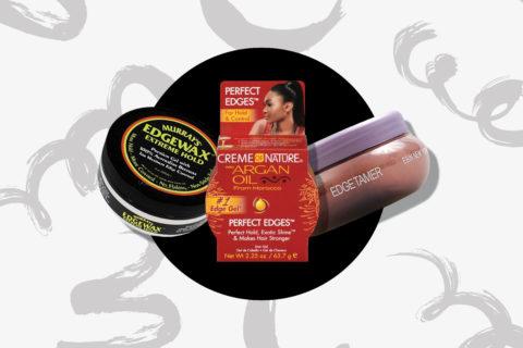 Texture Talk: Edge Control Products