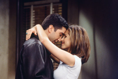 are david schwimmer and jennifer aniston together
